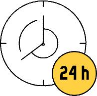 7x24 saat