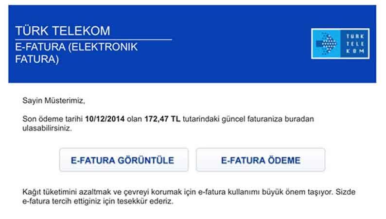 Telekom Fatura